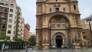 Llega la lluvia a Zaragoza