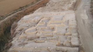 Imágenes de archivo de las excavaciones en La Cabañeta, detenidas desde hace una década.