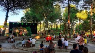 Teatro y otras actividades para toda la familia en el Parque Deportivo Ebro.