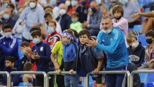 Búscate en La Romareda en el partido del Real Zaragoza y la Real Sociedad B