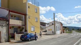 Allueva, Bea y Fonfría, tres pueblos de la Comarca del Jiloca con grandes distancias a los servicios básicos.