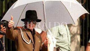 25 años del concierto de Michael Jackson que revolucionó Zaragoza