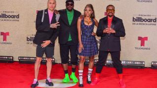 Los Black Eyed Peas.
