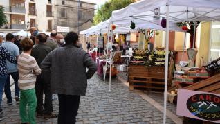 Feria de la Fruta del Manubles, en Villalengua.