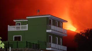Comienza el décimo octavo día de erupción en La Palma