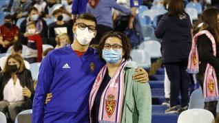 Búscate en La Romareda en el partido Real Zaragoza-SD Huesca