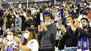 Foto del partido Real Zaragoza-Huesca, novena jornada de Segunda División