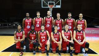 Foto del partido Avtodor Saratov-Casademont Zaragoza, primera jornada de la FIBA Europe Cup