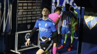 Málaga-Real Zaragoza