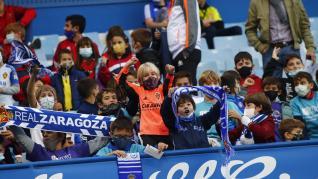 Búscate en el partido entre el Real Zaragoza y la Ponferradina