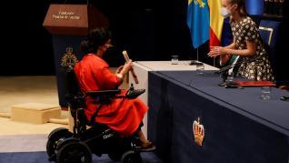 Ceremonia de entrega de los Premios Princesa de Asturias 2021