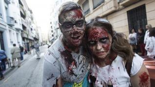 En Aragón lo pasamos de miedo: así celebramos Halloween de Radiquero a Zaragoza