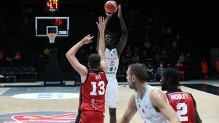 Foto del partido Reggio Emilia-Casademont Zaragoza, FIBA Europe Cup