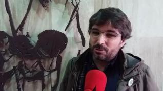 Jordi Évole, en Zaragoza