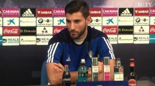"""Álvaro Ratón: """"Necesitamos todos un plus de intensidad"""""""