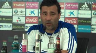 """Raúl Agné: """"Tenemos que tener corazón y voluntad de querer sacar esto adelante"""""""