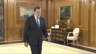 Rajoy jura su cargo como presidente del Gobierno