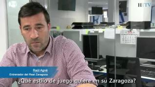 """Raúl Agné: """"El fútbol es lógica, no táctica"""""""