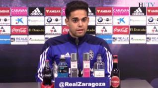 """Fran Rodríguez: """"Podemos ganar a cualquier equipo"""""""