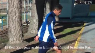 El Real Zaragoza acelera la inscripción del brasileño Raí