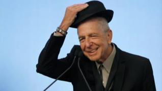 Fallece el cantautor Leonard Cohen a los 82 años