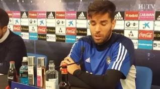"""Leandro Cabrera: """"No podemos conformarnos con estos puntos"""""""
