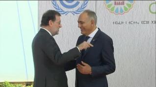 Rajoy, en Marruecos para la Cumbre contra el Cambio Climático