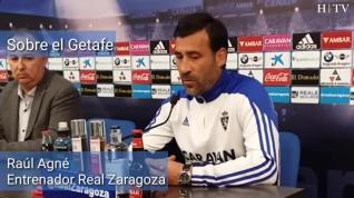 """Raúl Agné: """"Tenemos que tener la ambición de ir a ganar"""""""