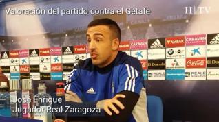"""José Enrique: """"Bagnack hizo un partido bueno pero tuvo mala suerte"""""""