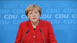 """Merkel: """"Estoy preparada para presentarme de nuevo a la Cancillería"""""""