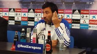 """Raúl Agné: """"No hemos mostrado nuestras cartas todavía"""""""