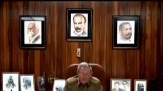 Mensaje de Raúl Castro por el fallecimiento de Fidel Castro