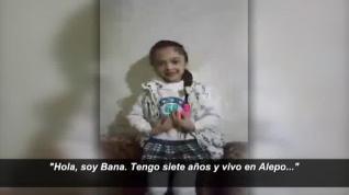 Tiene siete años y narra, desde Twitter, la violencia de la guerra en Alepo