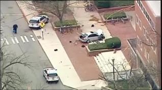 Al menos 11 heridos en un ataque contra la Universidad de Ohio