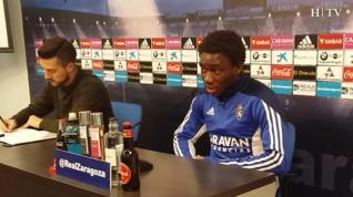 """Dongou: """"Veo bien al equipo y creo que vamos a mejorar"""""""
