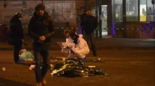 Muere tiroteado el presunto autor del ataque de mercadillo de Berlín