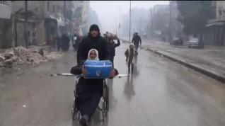 El régimen de Bashar al Assad da por finalizada la reconquista del este de Alepo
