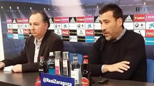 """Raúl Agné: """"La victoria en Vallecas nos ha liberado"""""""