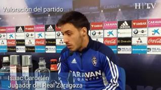 """Isaac Carcelén: """"Esta derrota es un golpe y nos merma, pero queda mucha liga"""""""