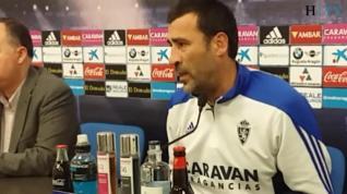 """Raúl Agné: """"Hay que ir partido a partido"""""""