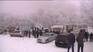 Decenas de muertos en el accidente de un avión de carga turco de Kirguistán