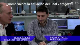 ¿En qué situación queda el Zaragoza después de empatar con el Lugo?