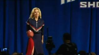 Lady Gaga calienta motores para la Super Bowl