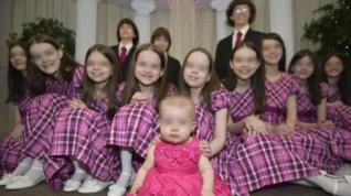13 hijos viviendo en la casa de los horrores