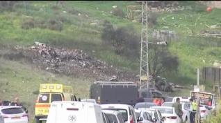 El ejército sirio derriba un avión israelí