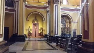 San Cayetano: el corazón de la Pasión zaragozana