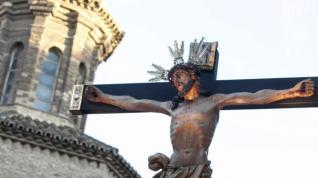 ¿Cómo son las imágenes de la Semana Santa de Zaragoza?