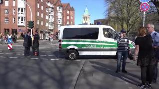 El Gobierno alemán confirma tres muertos por el atropello de Münster