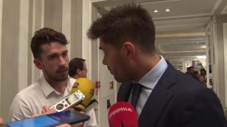 """Aganzo: """"No tengo 10.000 euros para apostar si el partido de Miami se jugará"""""""
