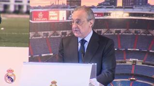 """Florentino: """"Tenemos que valorar esta etapa de éxitos"""""""
